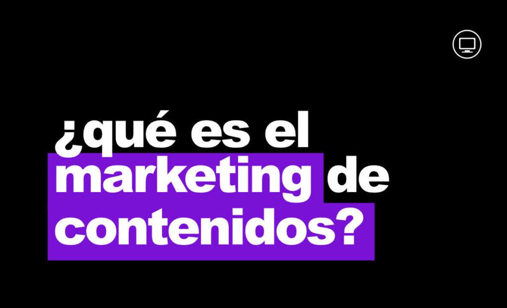 que es marketing de contenidos