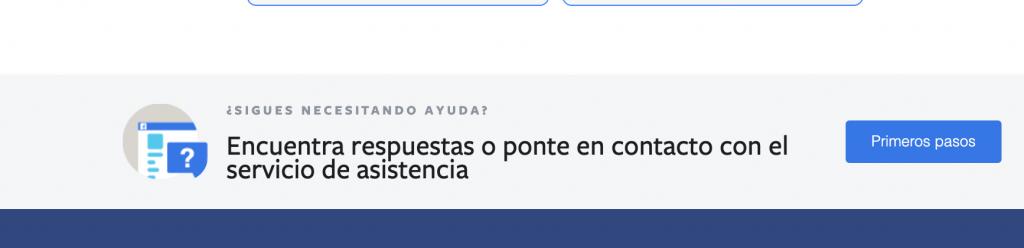 acceso al chat para empresas de facebook