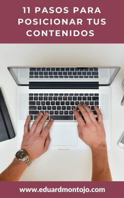 11 factores para escribir tu post perfecto para SEO